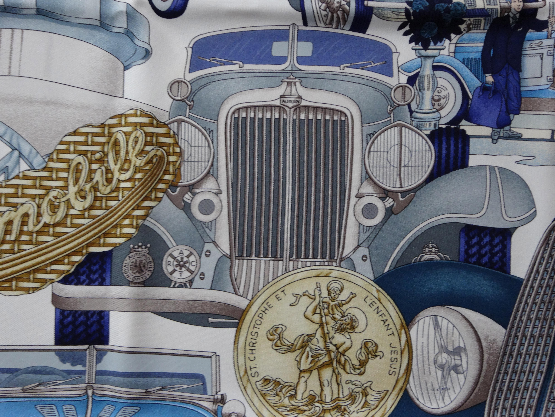 Auburn Hermes detail Automobile