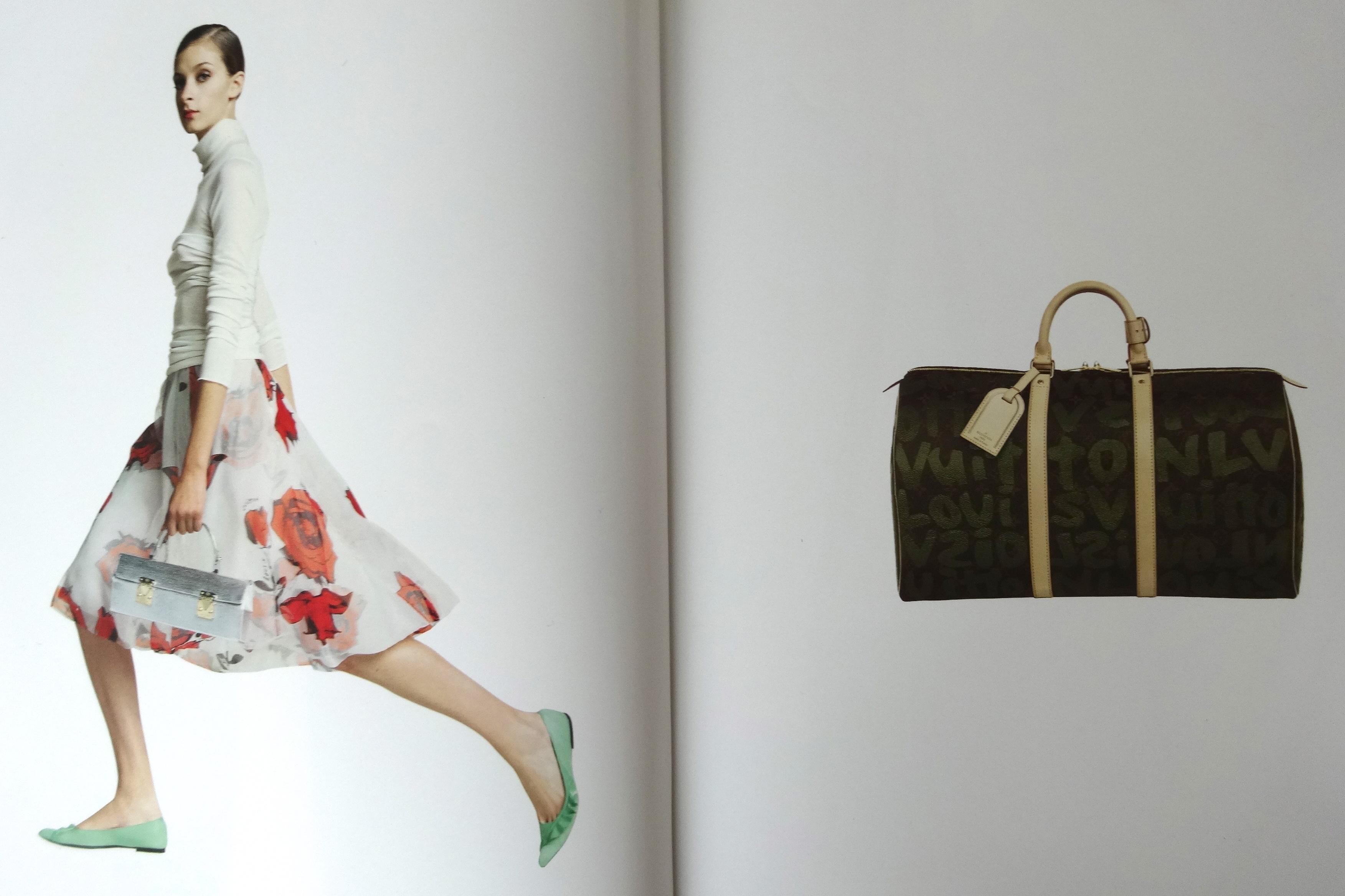 (c) Louis Vuitton - Stephen Sprouse Graffiti catalog / Katalog