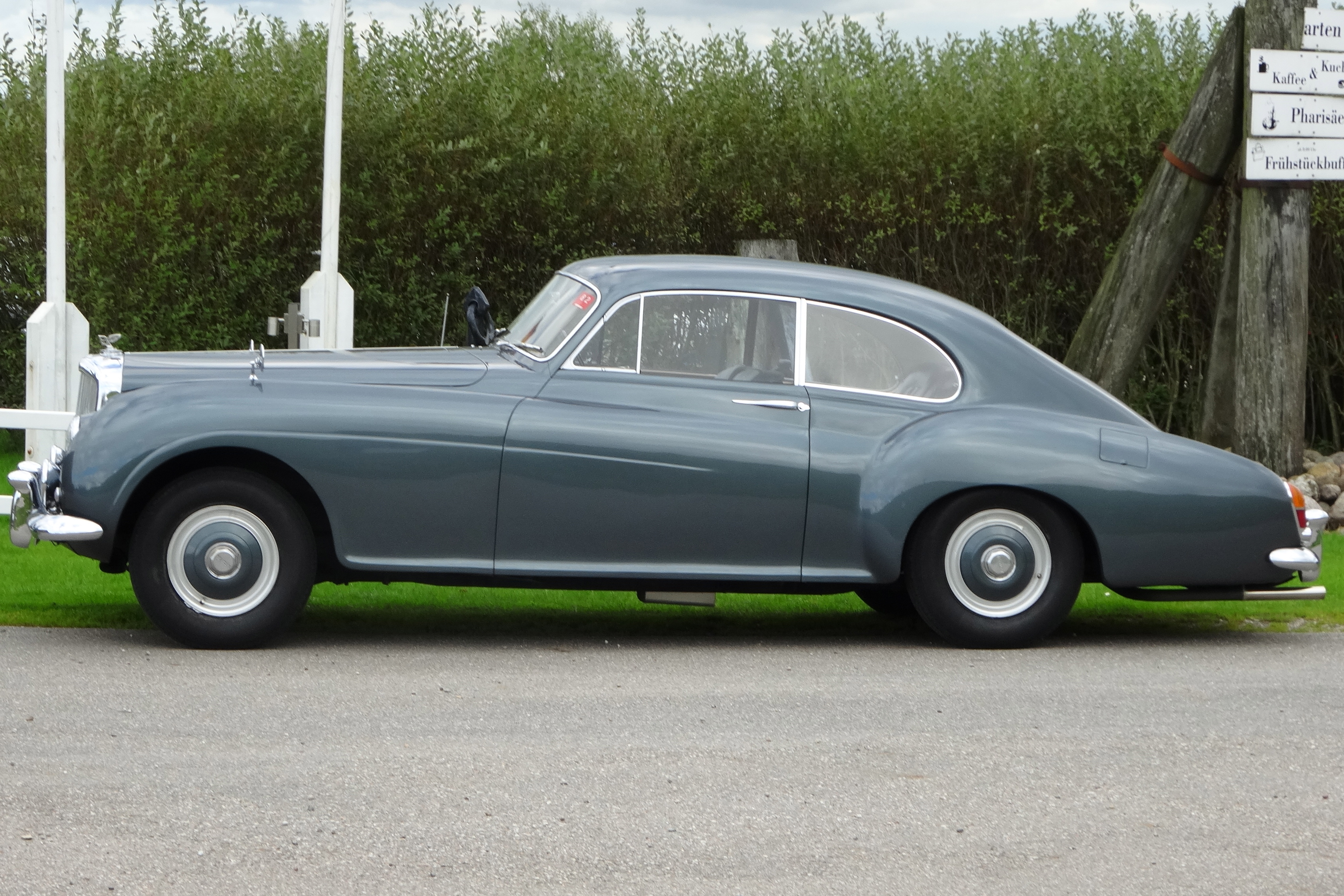 Bentley S1 Continental Fast Back