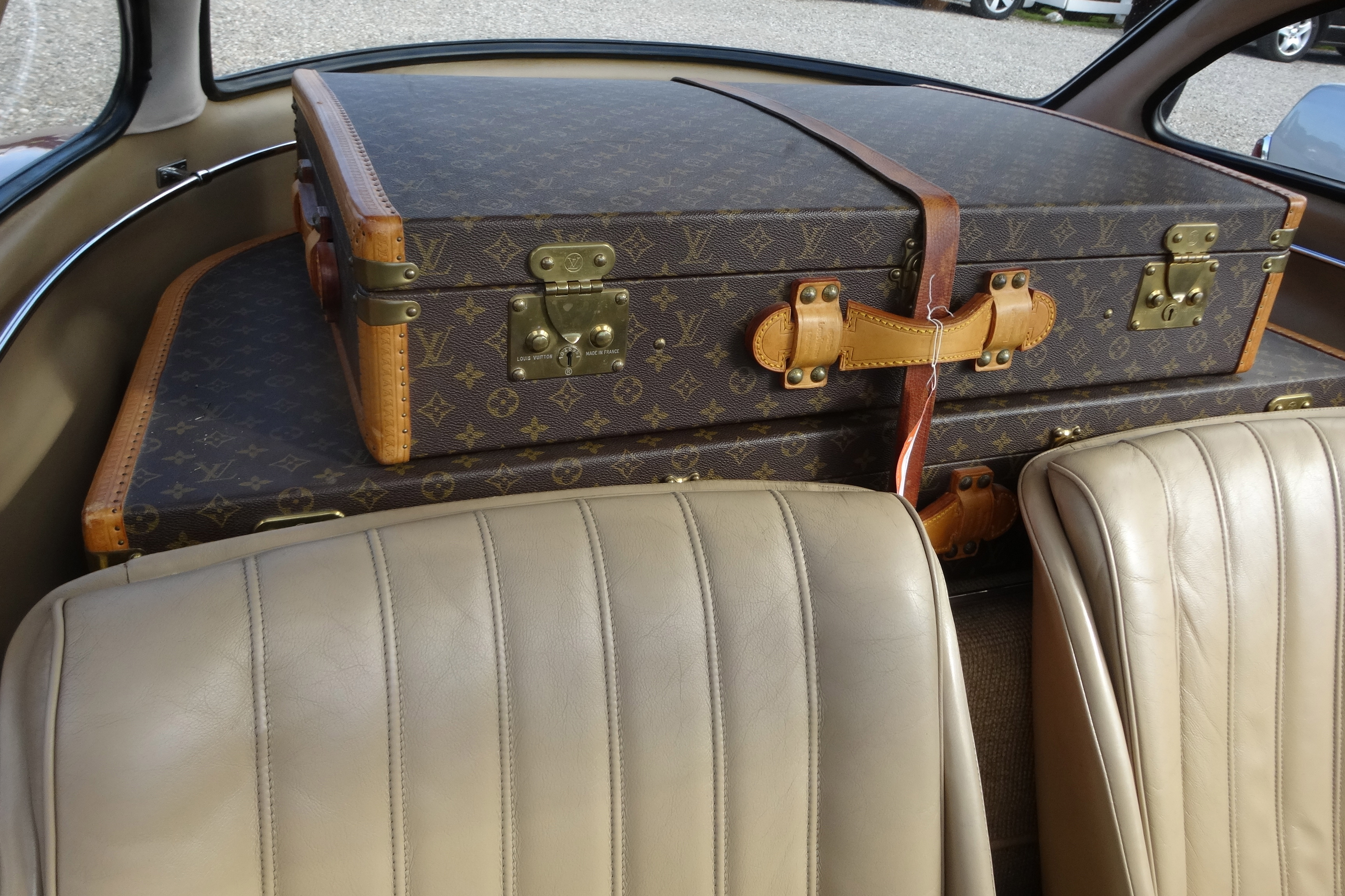 Louis Vuitton luggage set / Koffersatz