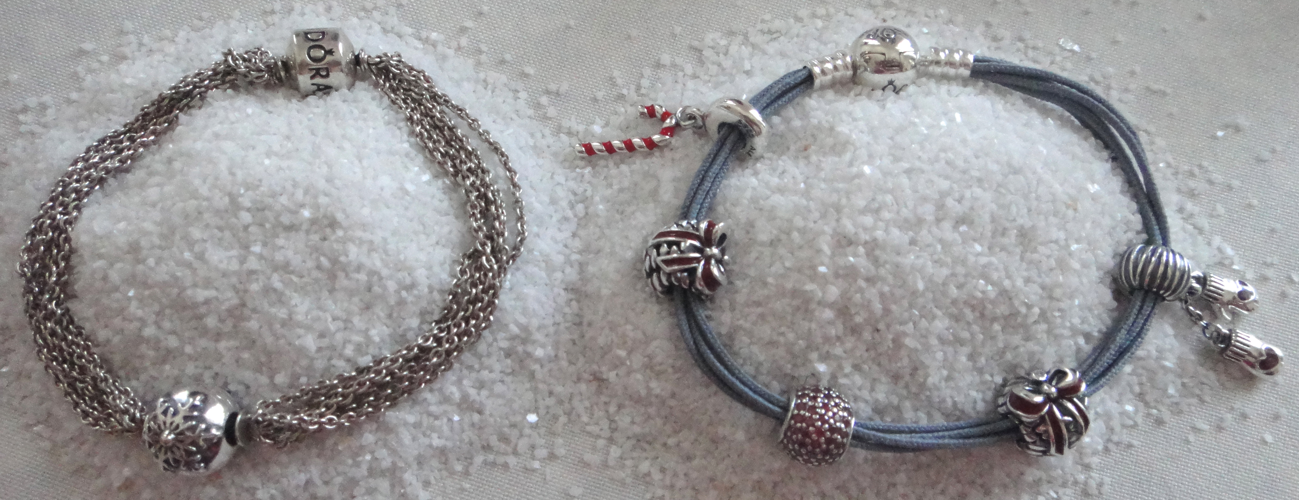 Pandora Winter Wonderland Christmas Collection 2013