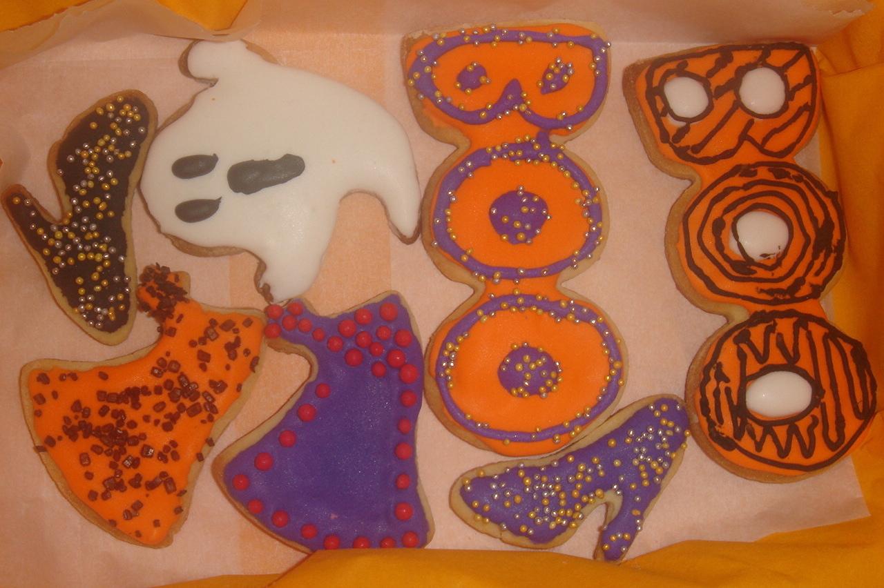 Boo-hoo-hoo Happy Halloween