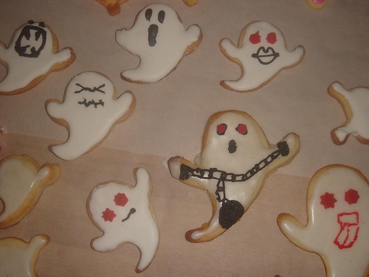 Spooky Boo!