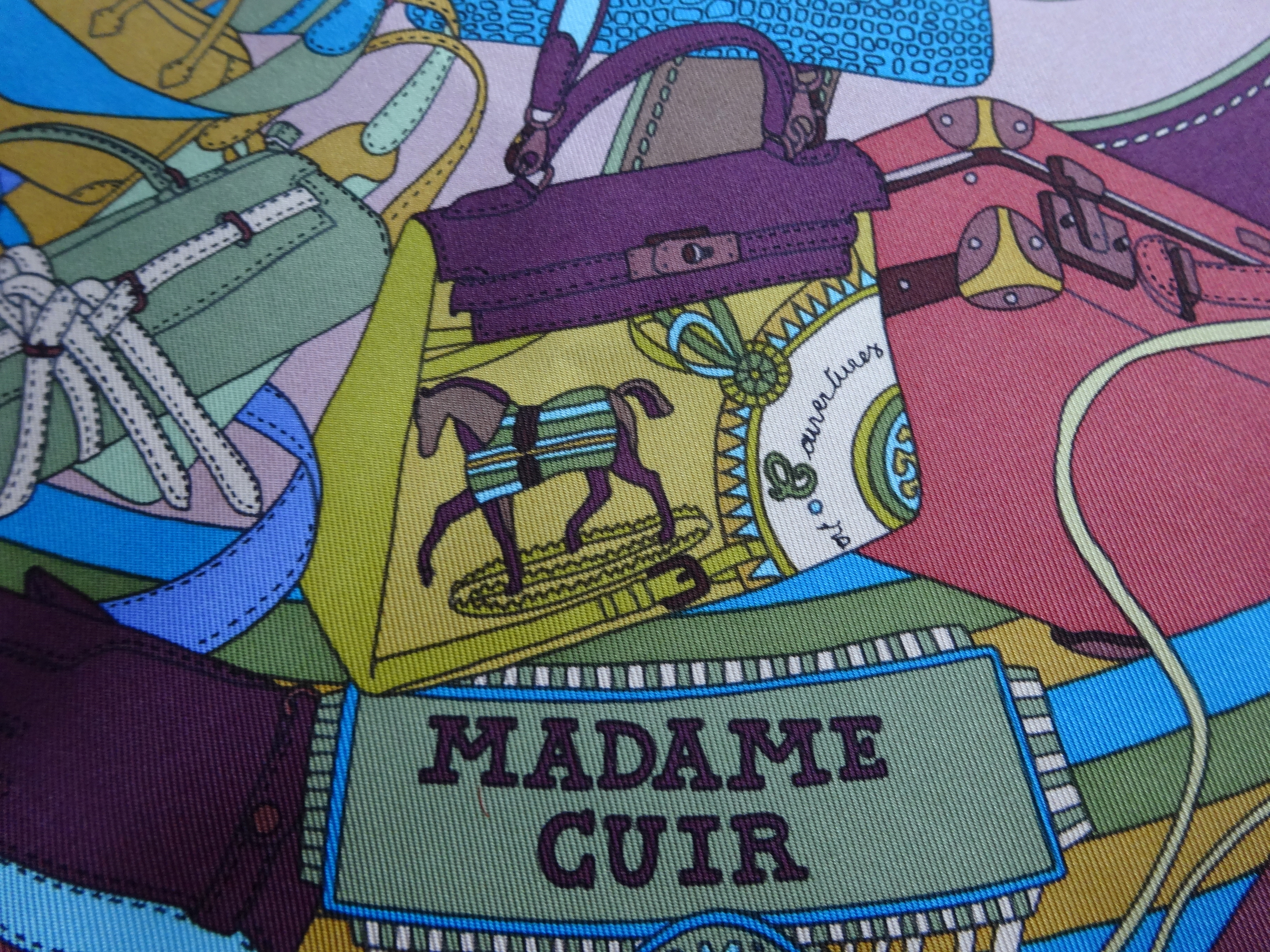 Madame Cuir - Details