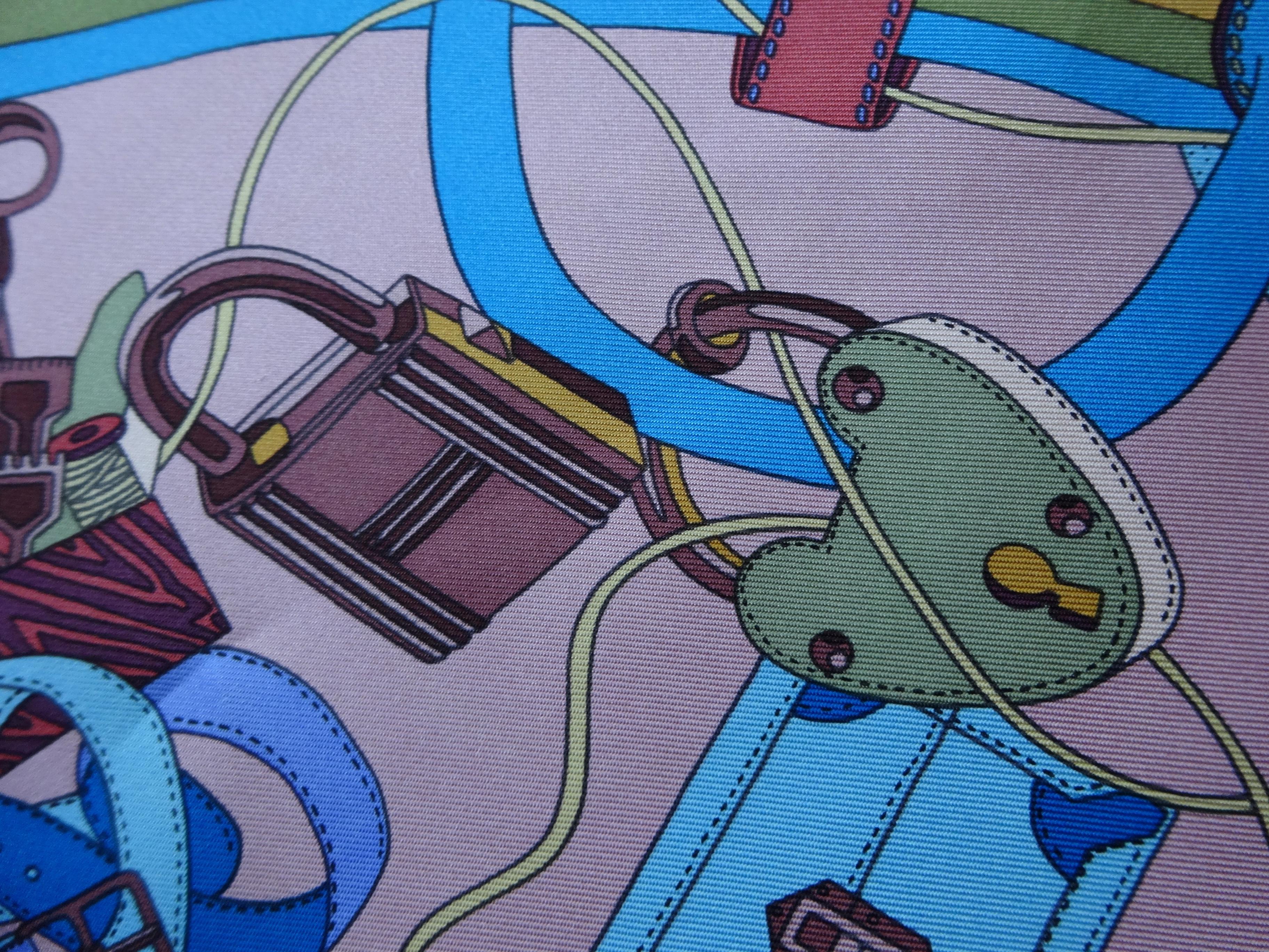Detail Madame Cuir - cadenas padlocks