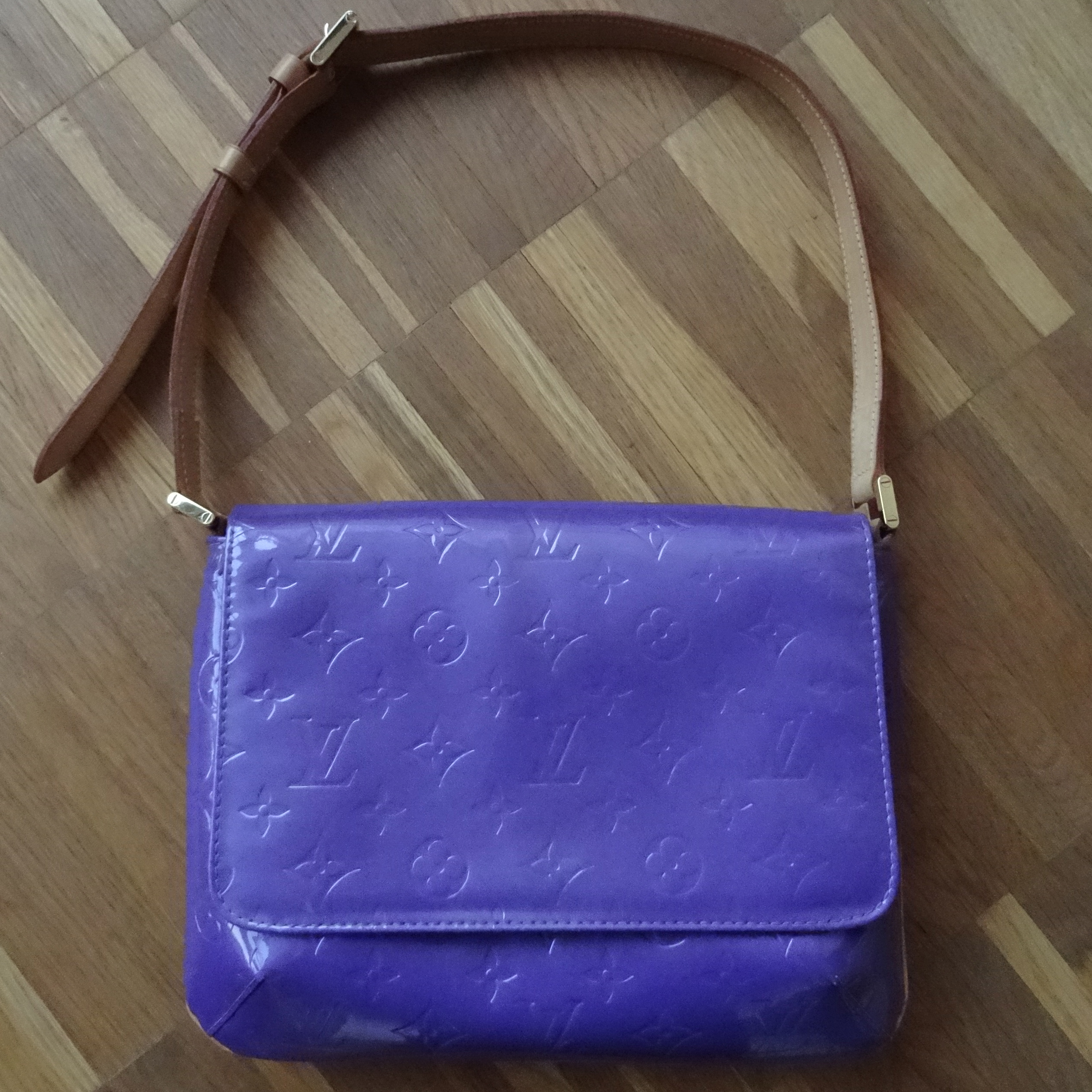 Louis Vuitton Thompson Street purple / violet
