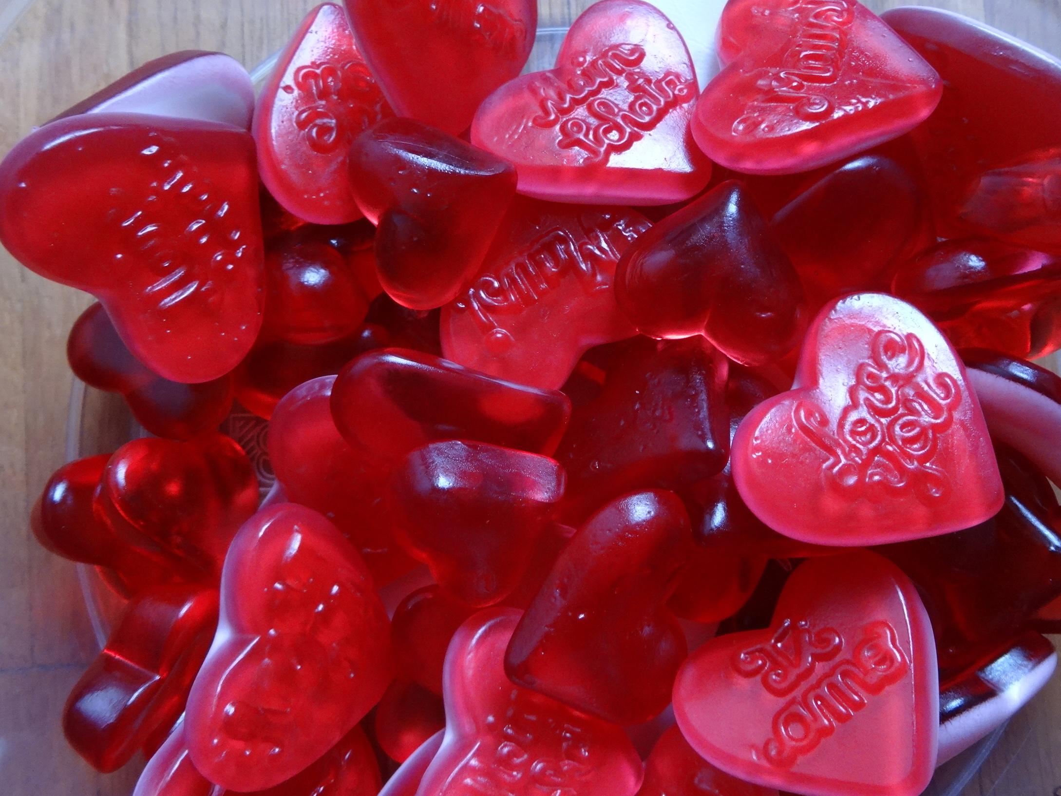 Sweet Hearts - Haribo - Süße Herzen,