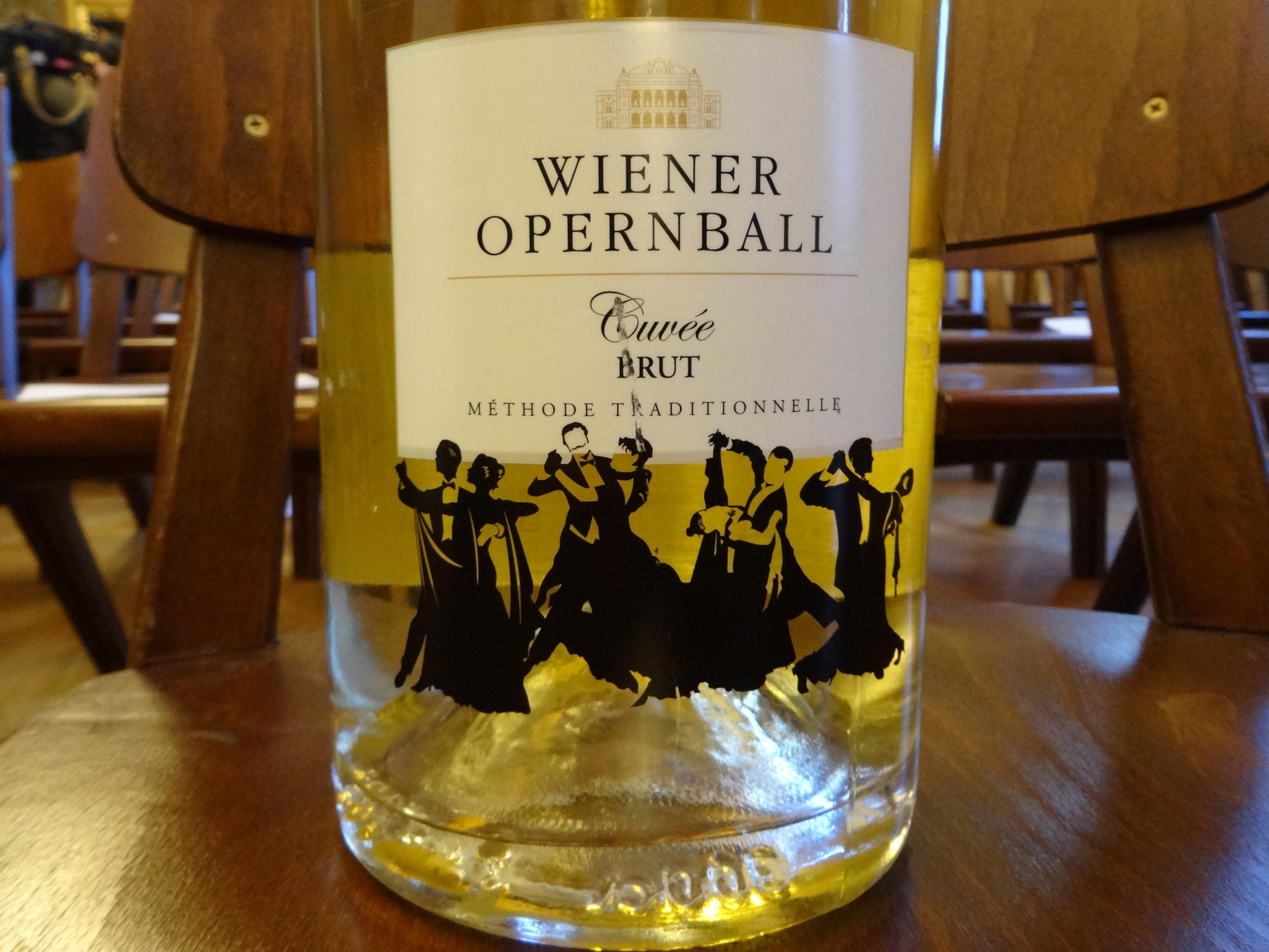 Schlumberger Wiener Opernball Cuvée