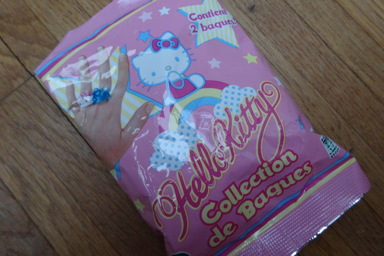 All - little - girls love Hello Kitty