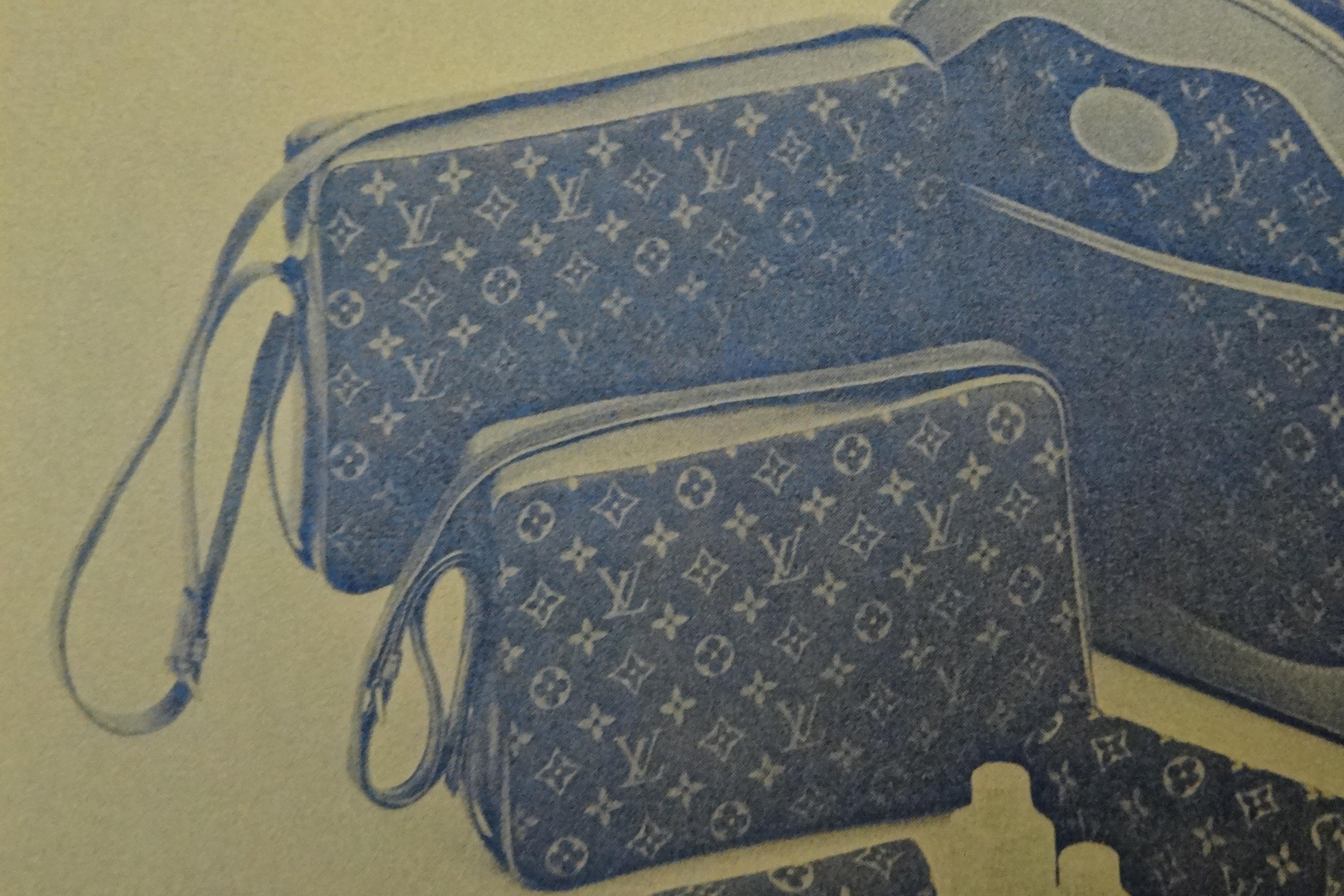 (c) Saks Fifth Avenue Louis Vuitton catalog