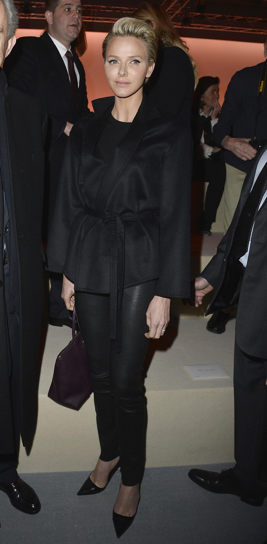 Princess Charlène of Monaco, (c) Louis Vuitton
