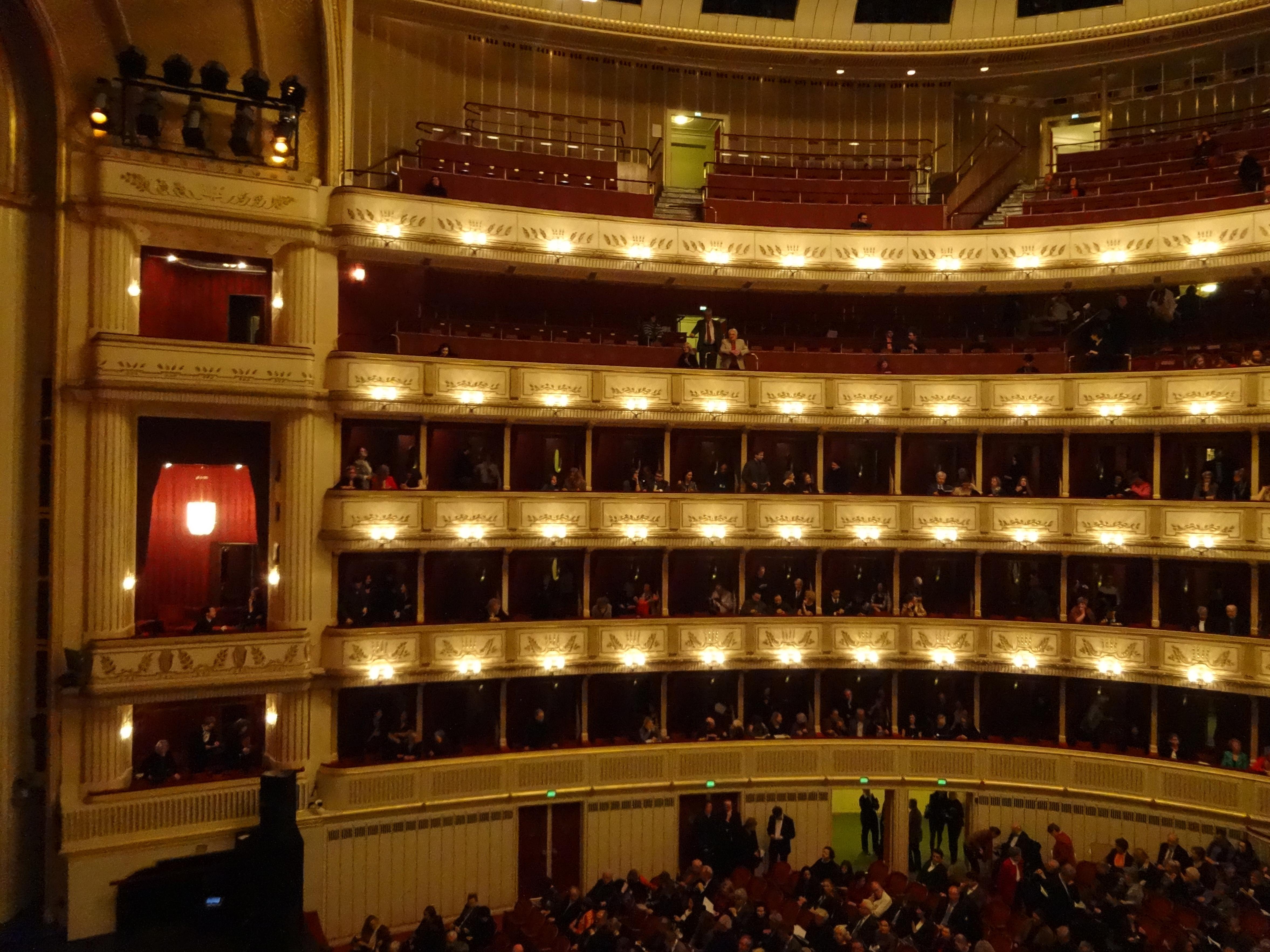 Staatsoper Wien / Vienna State Opera