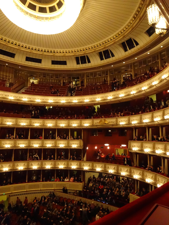 Vienna State Opera / Wiener Staatsoper