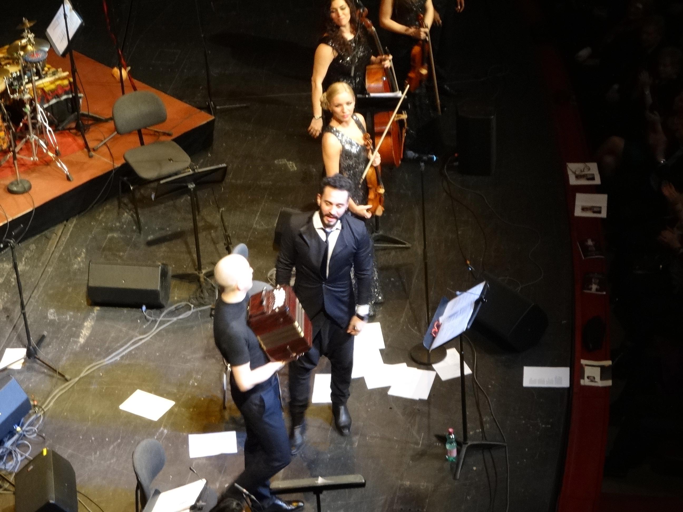 Erwin Schrott & Rojotango Ensemble
