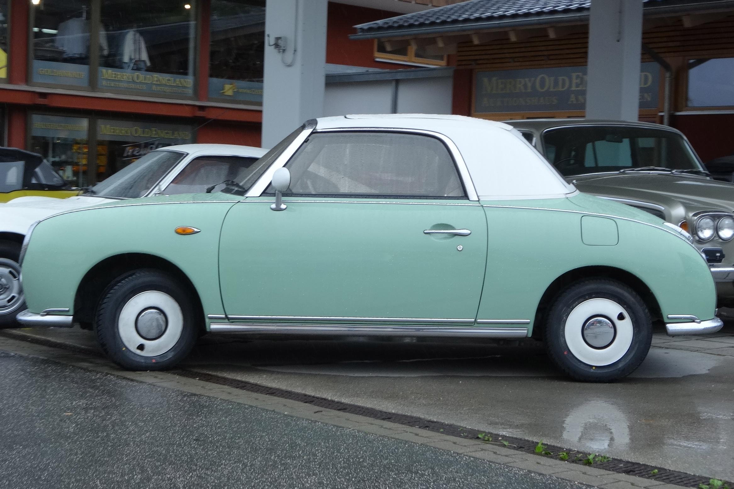 Nissan Figaro 2 HappyFace313