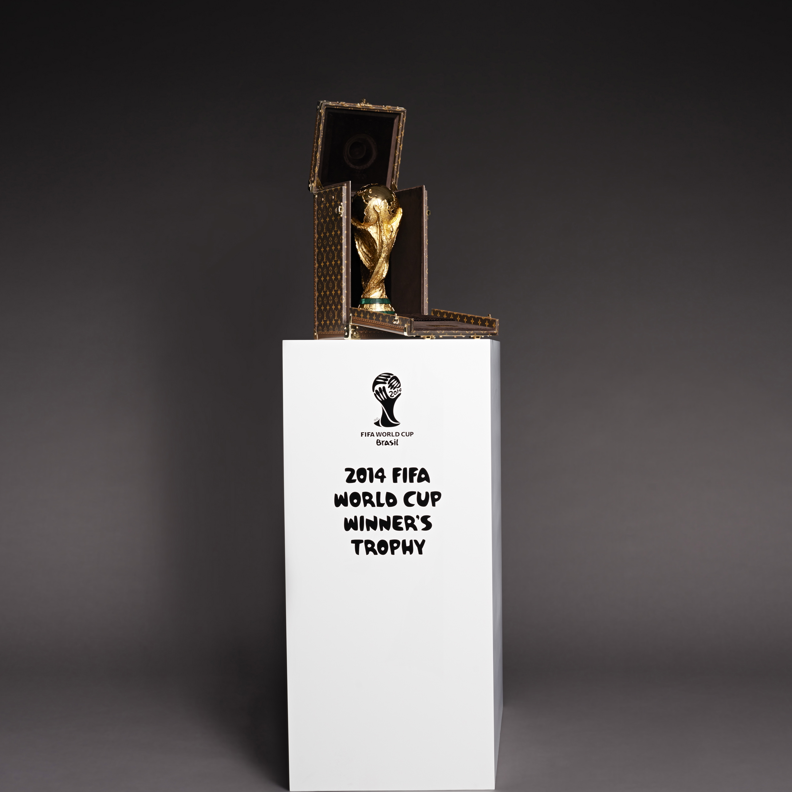 Louis Vuitton Trophy Case and FIFA World Cup, © LV
