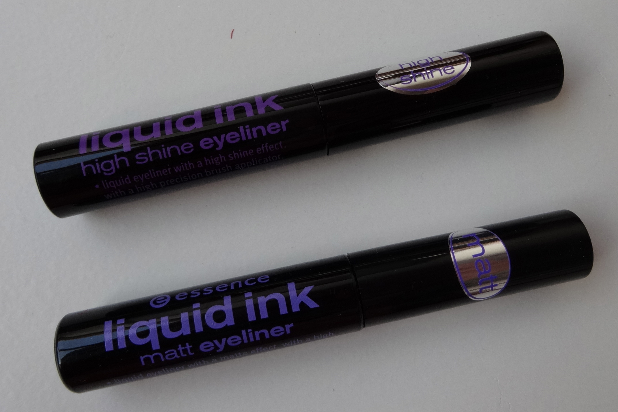 essence matt & high shine liquid eyeliner
