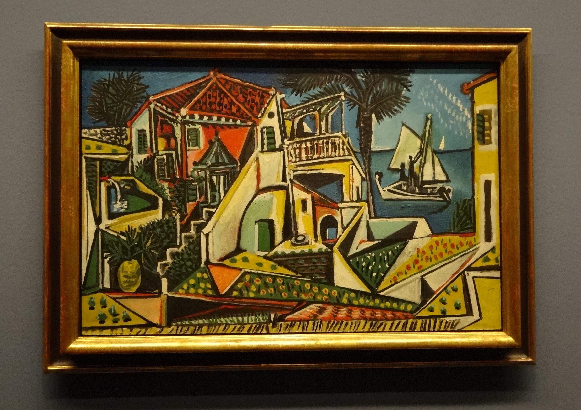 Pablo Picasso, Albertina Museum