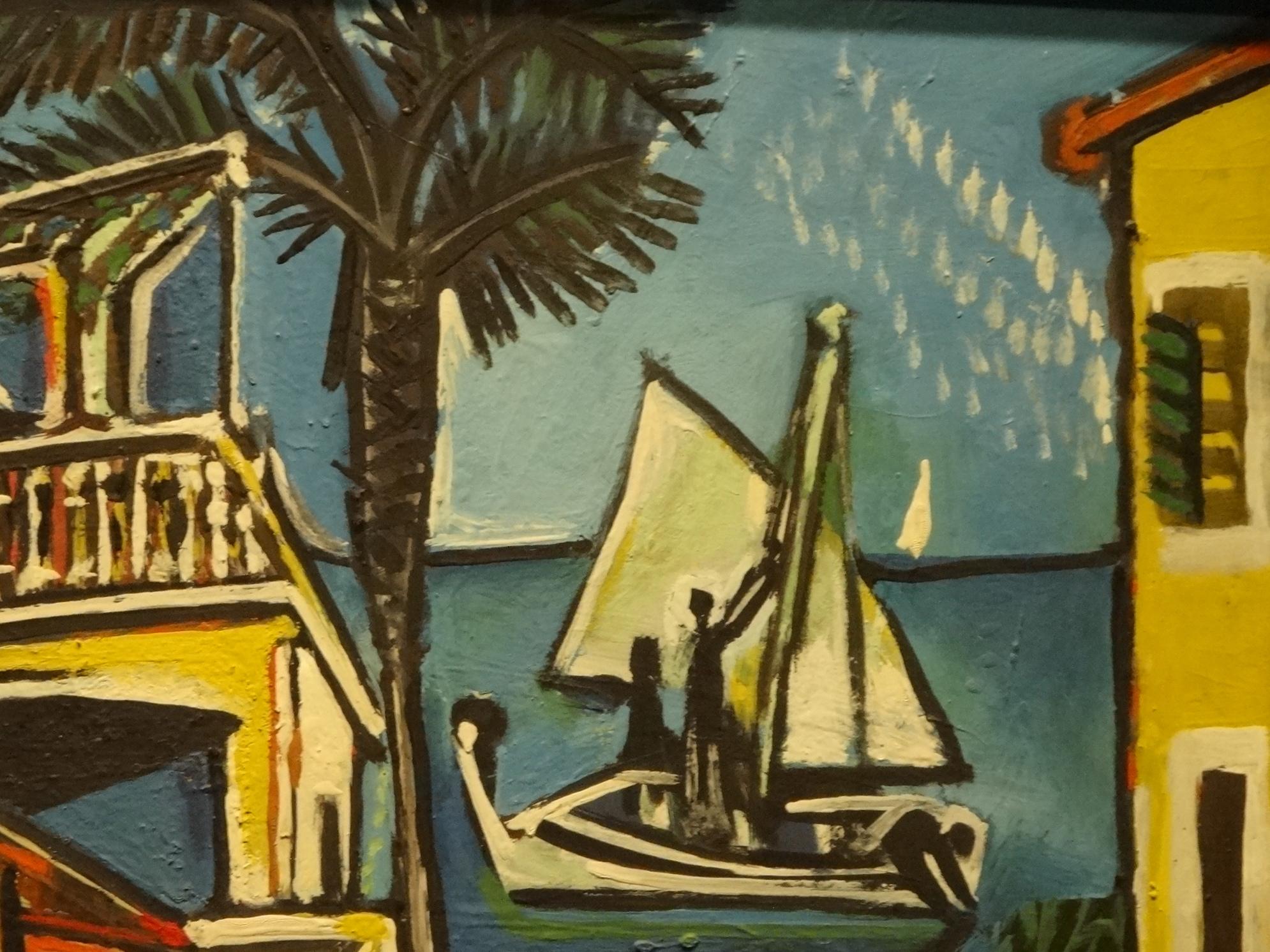Albertina Details Picasso