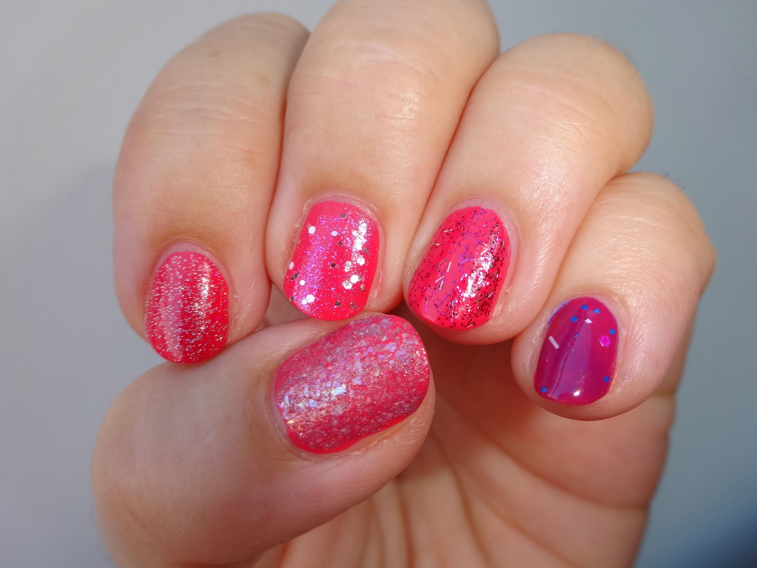essence effect nail polishes 18 HappyFace313