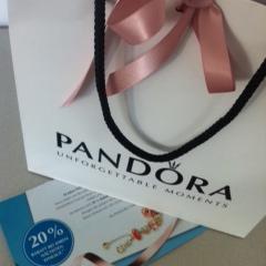 Pandora Gutschein 2 HappyFace313
