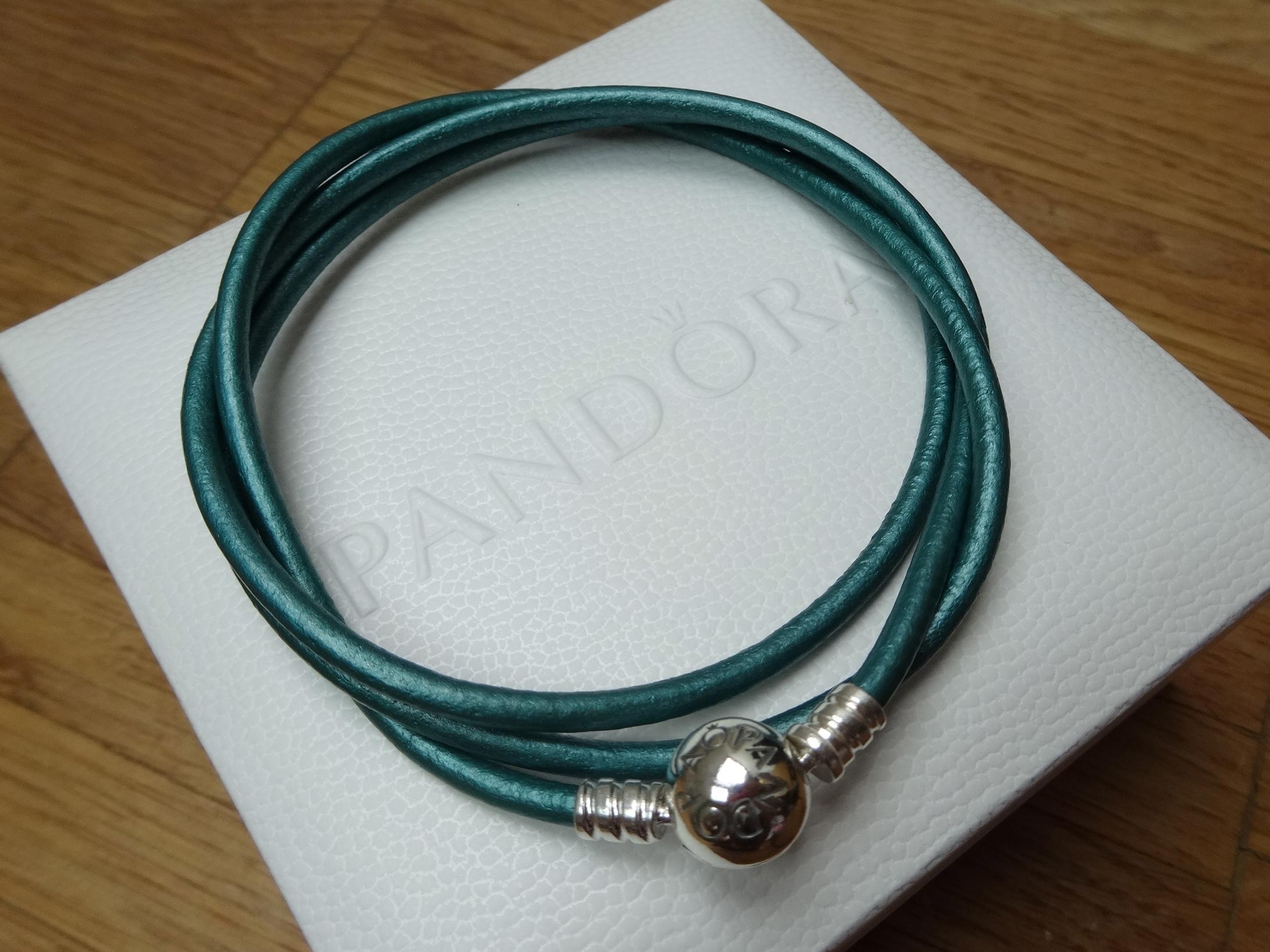 Giveaway - Pandora wrap bracelet