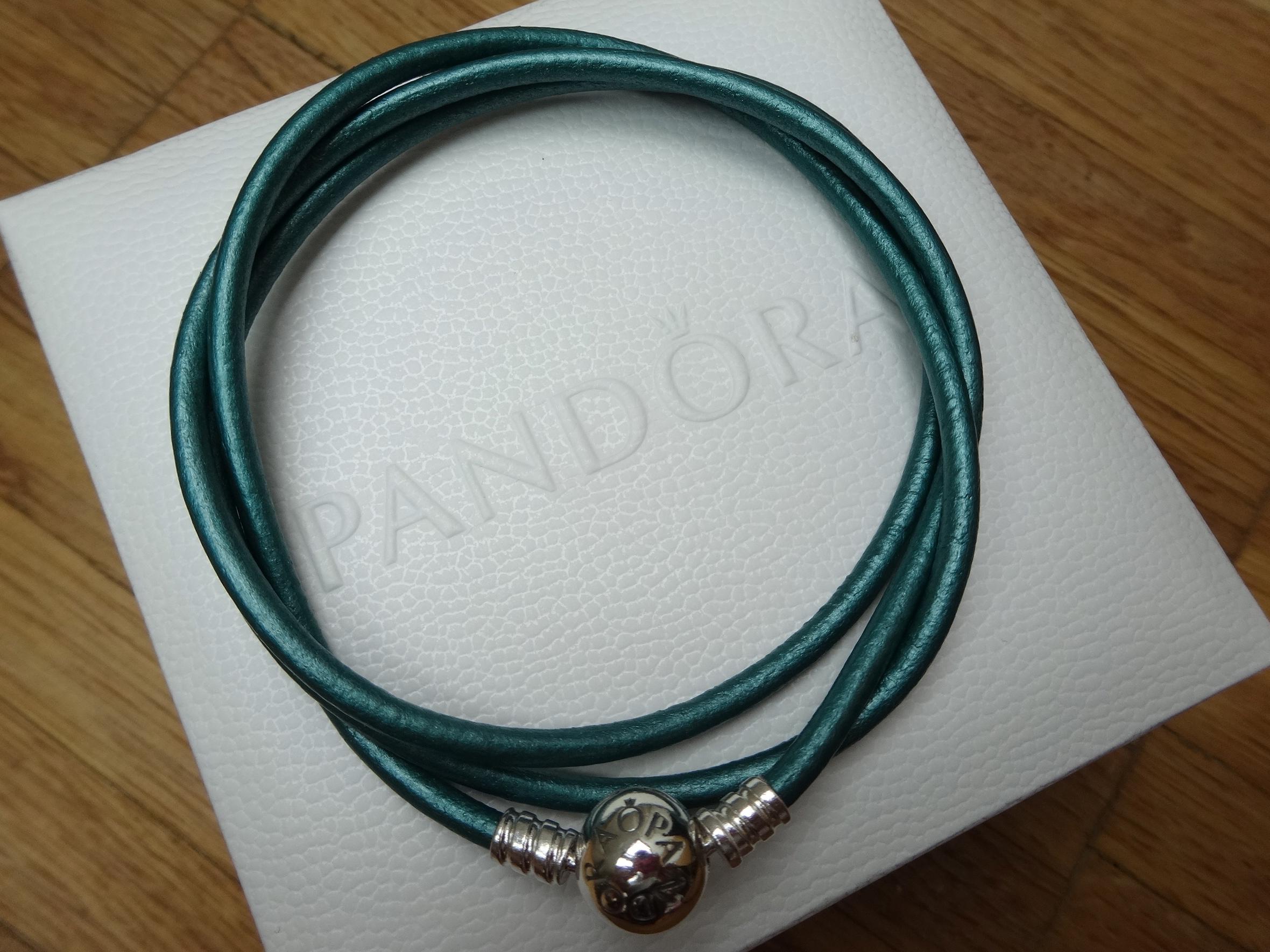 Blog Birthday Pandora wrap bracelet giveaway