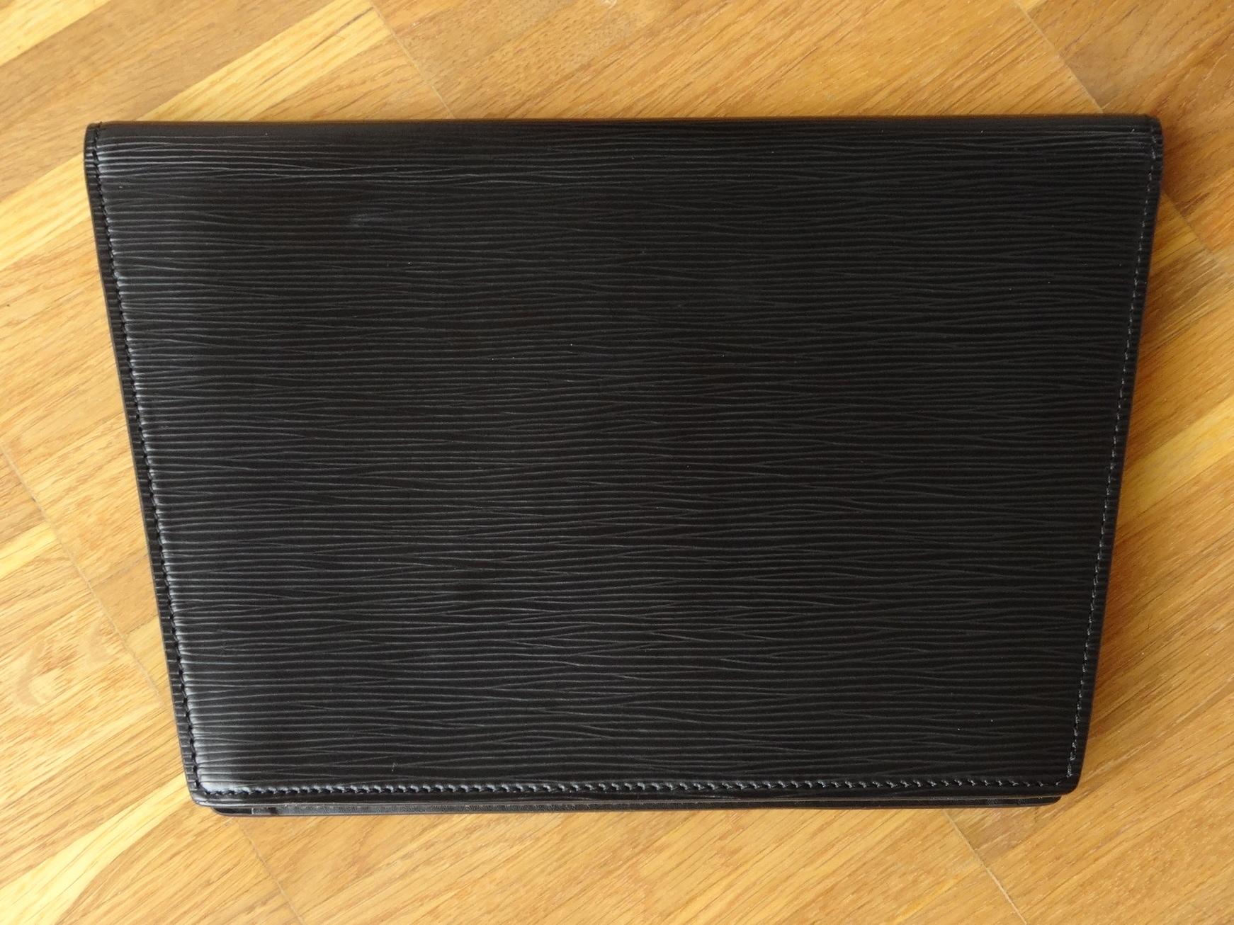 rear - LV Pochette Trapèze - Rückseite