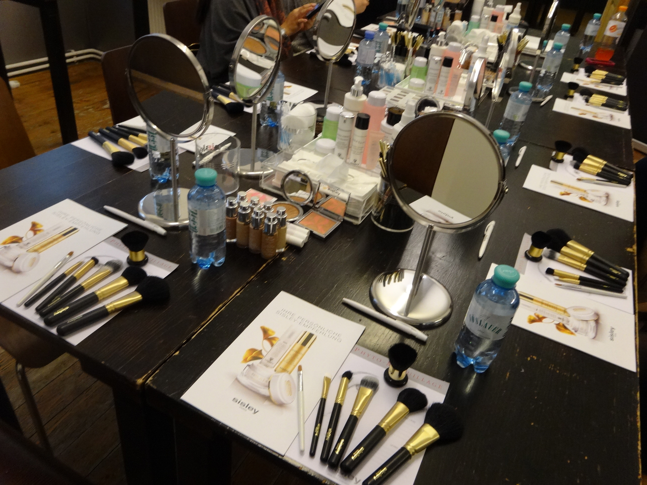 Sisley Paris Workshop