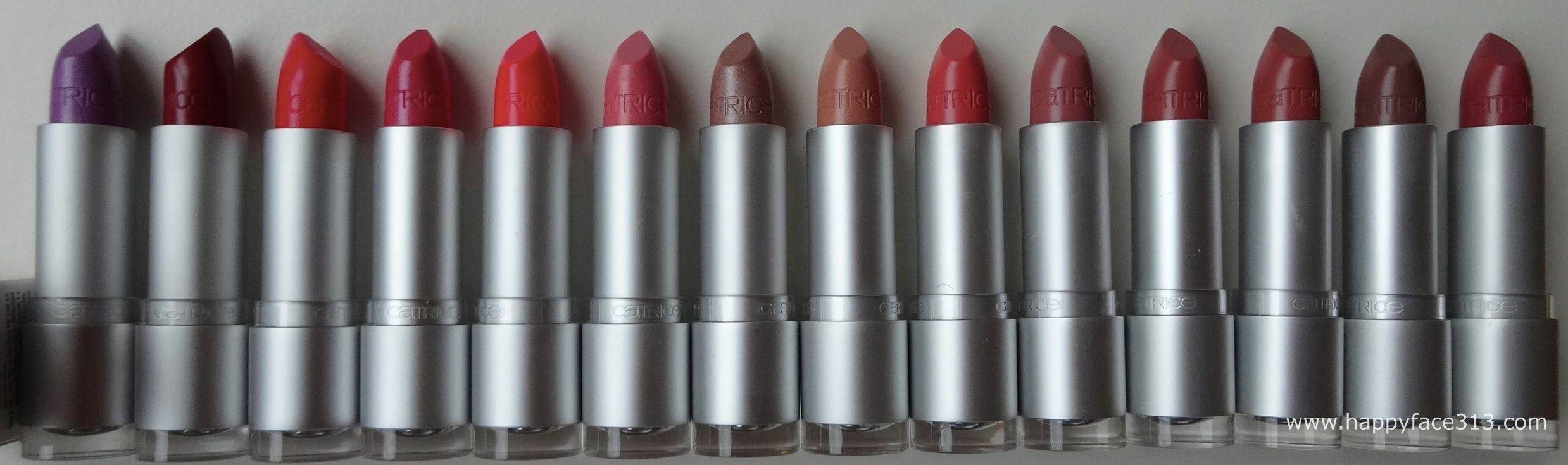 Catrice Luminous Lips Lipsticks