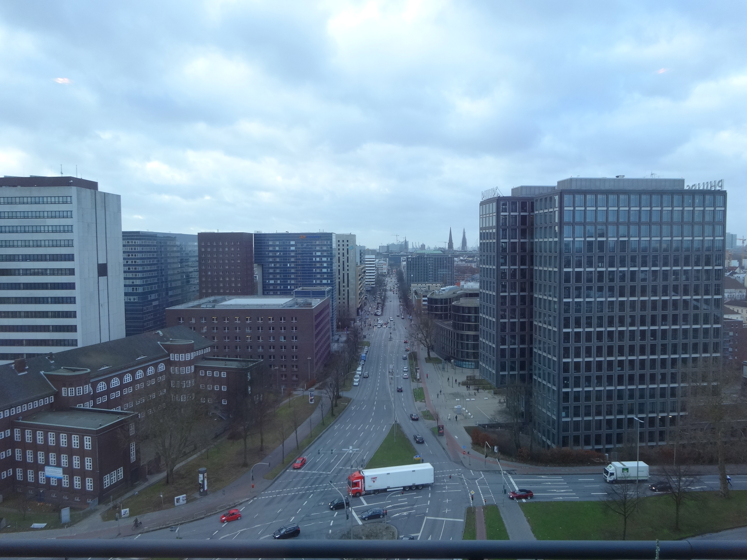 Ausblick vom Alstertower / view from Alstertower