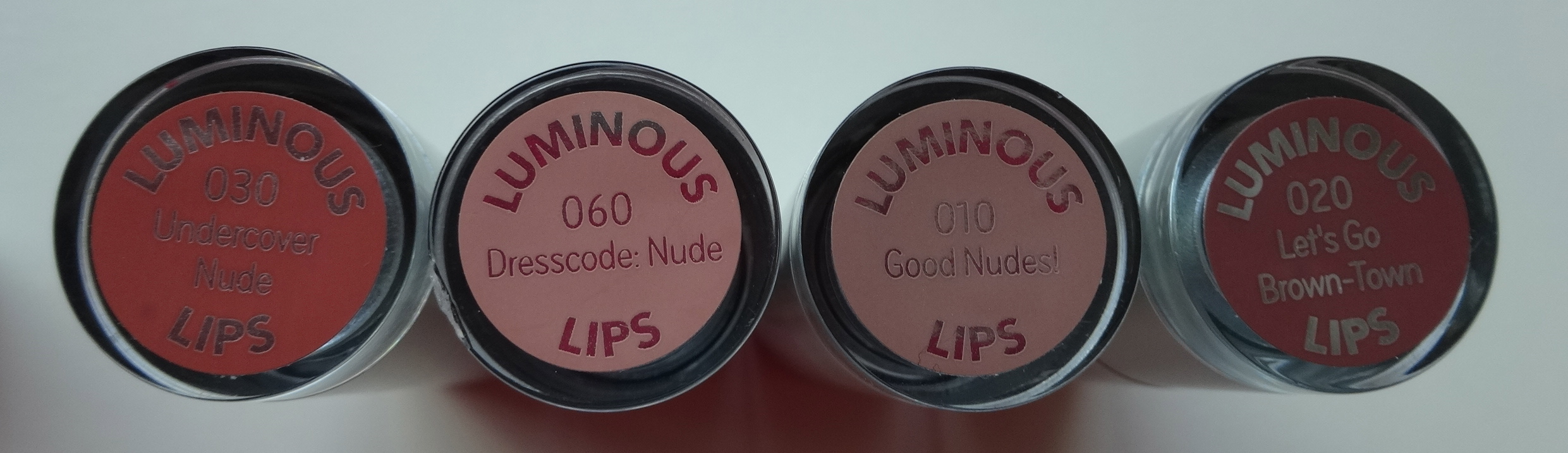 Catrice Luminous Lips Lippenstifte