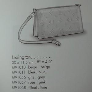 © LouiS Vuitton Le Catalogue 2001