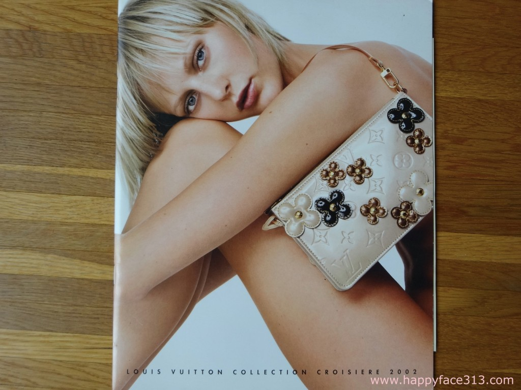 Louis Vuitton Collection Crosiere 2002 catalog