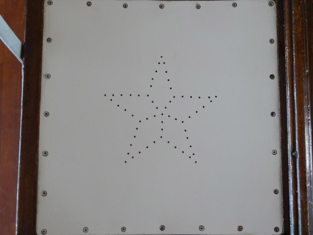 Star Ferry Seat
