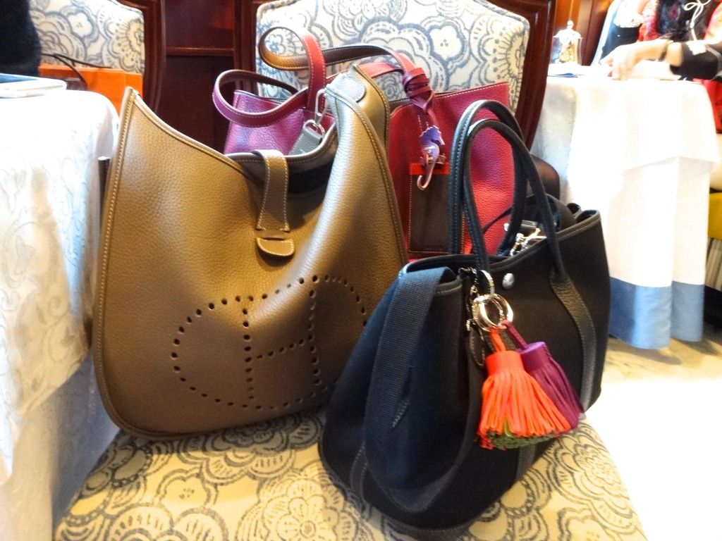 So many bags - so viele Taschen