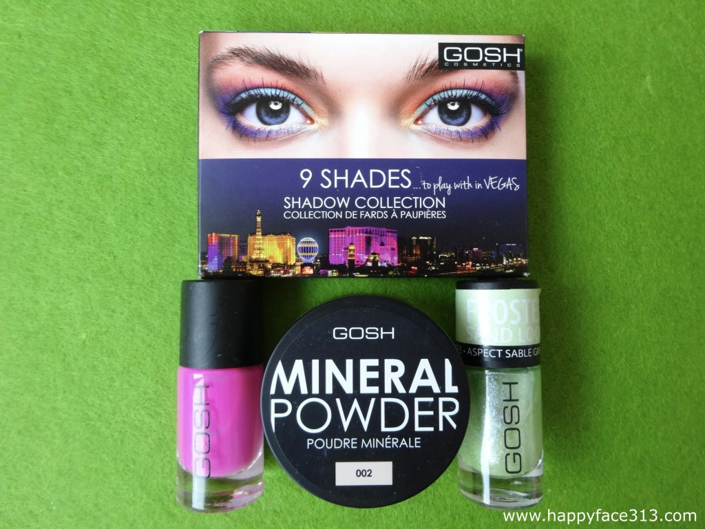 GOSH Cosmetics Easter Beauty Kit Giveaway