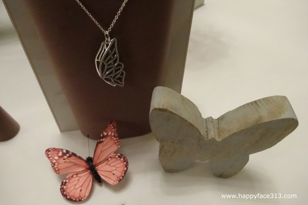 Pandora Spring Collection 2015 Glittering Asymmetry Butterfly