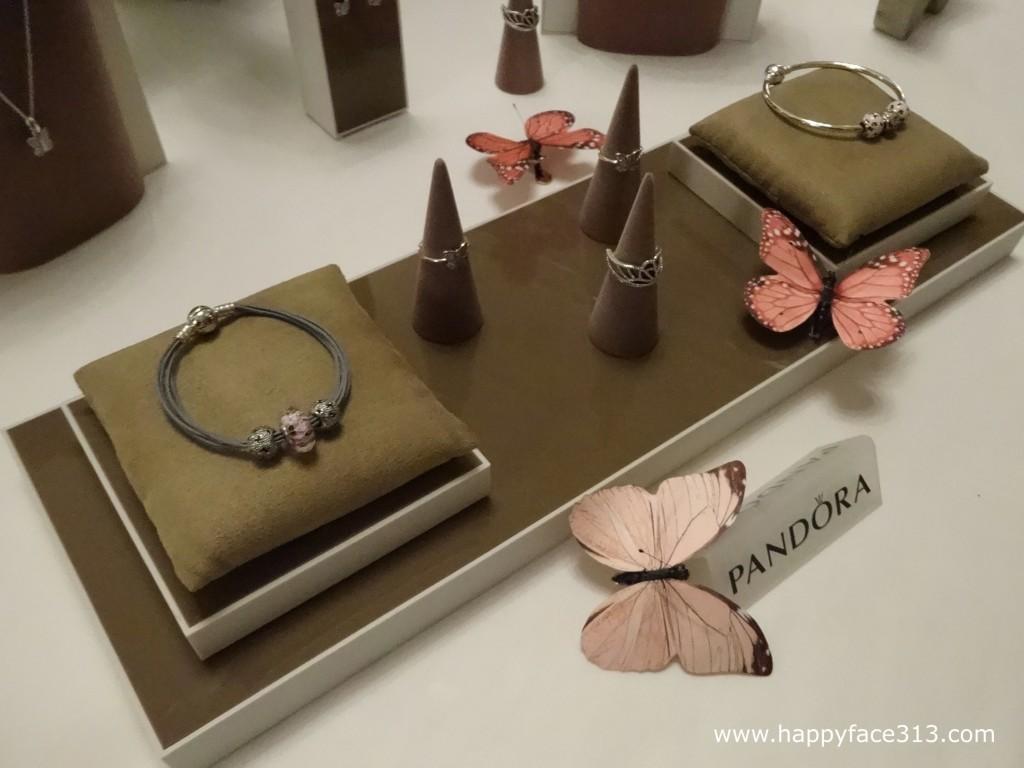 Pandora New Beginning's Butterfly series