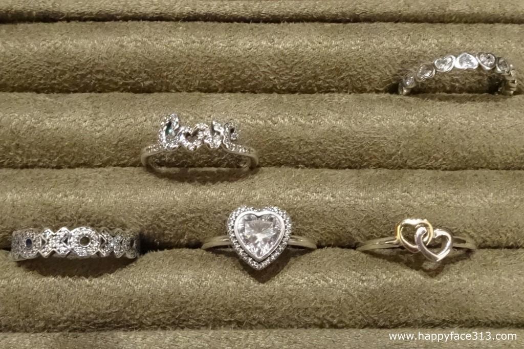 Pandora Spring Collection 2015 - neue Rings