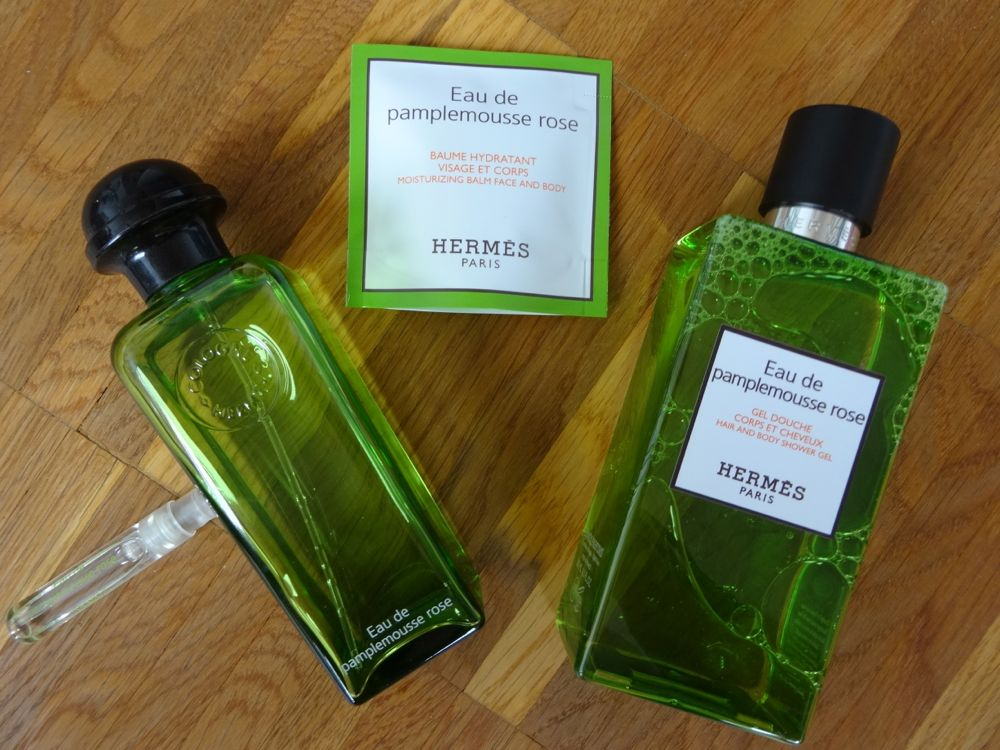 Hermès Eau de Pamplemousse Eau de Toilette, Hair and Shower Gel