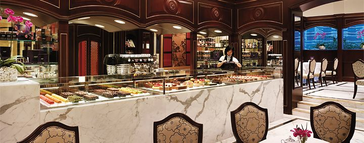 Shangr-La Hong Kong, Island Gourmet Café