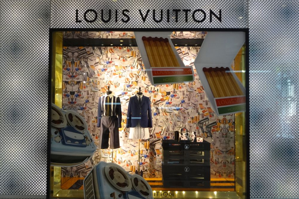 Louis Vuitton - Sticker Collection