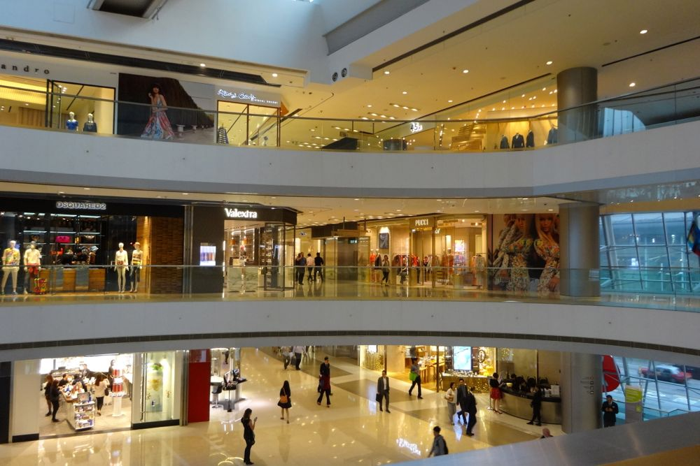 ifc Shopping Mall
