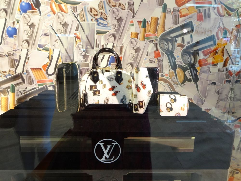 Louis Vuitton Sticker Collection - Alma and wallets