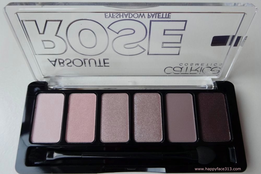 Catrice Eyeshadow Palette Absolute Rose