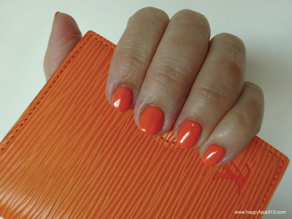 summer is here - orange! - der Sommer ist da