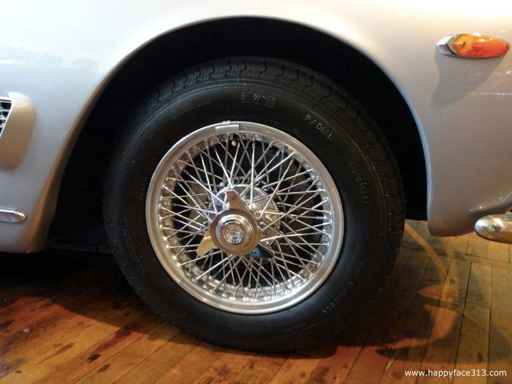 spoke wheel - Maserati 3500 GT - Speichenrad
