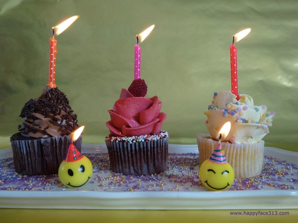 HappyFace313 Blog Geburtstag Birthday