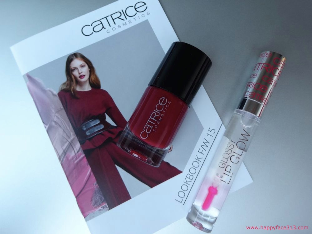 CATRICE - 94 It's A Very Berry Bash + Glossy Lip Glow